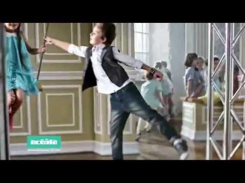 Реклама детская одежда Акула / Acoola / а я красивая? / еще качать?