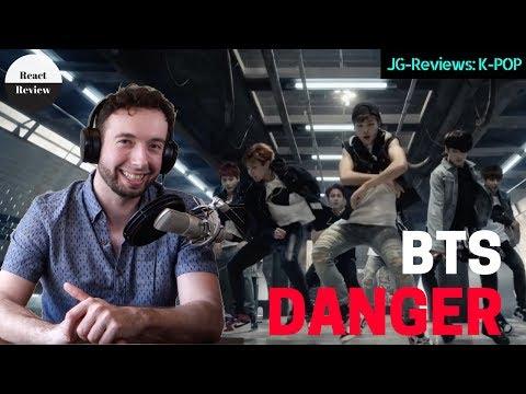 MUSICIAN Reacts & Reviews BTS - Danger   JG-Reviews: K-POP