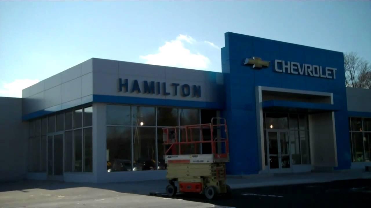 Hamilton Chevrolet 12/5 - 12/22 - YouTube