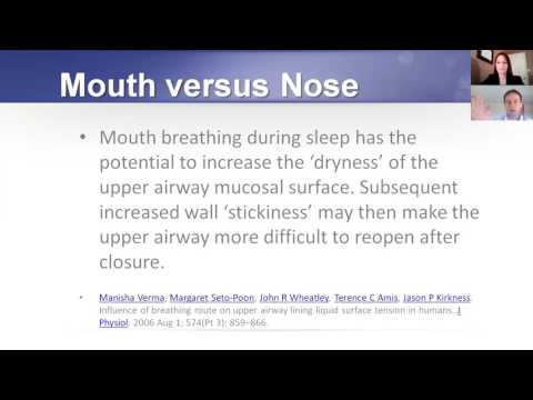 Interview with Patrick McKeown on the importance of nasal breathing Part 1