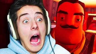 I WAS SO WRONG!! | Hello Neighbor