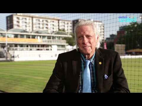 Opening up with... Jeff Thomson