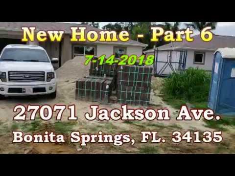 NEW HOME PART 6 - 27071 Jackson Ave., Bonita Springs, FL34135