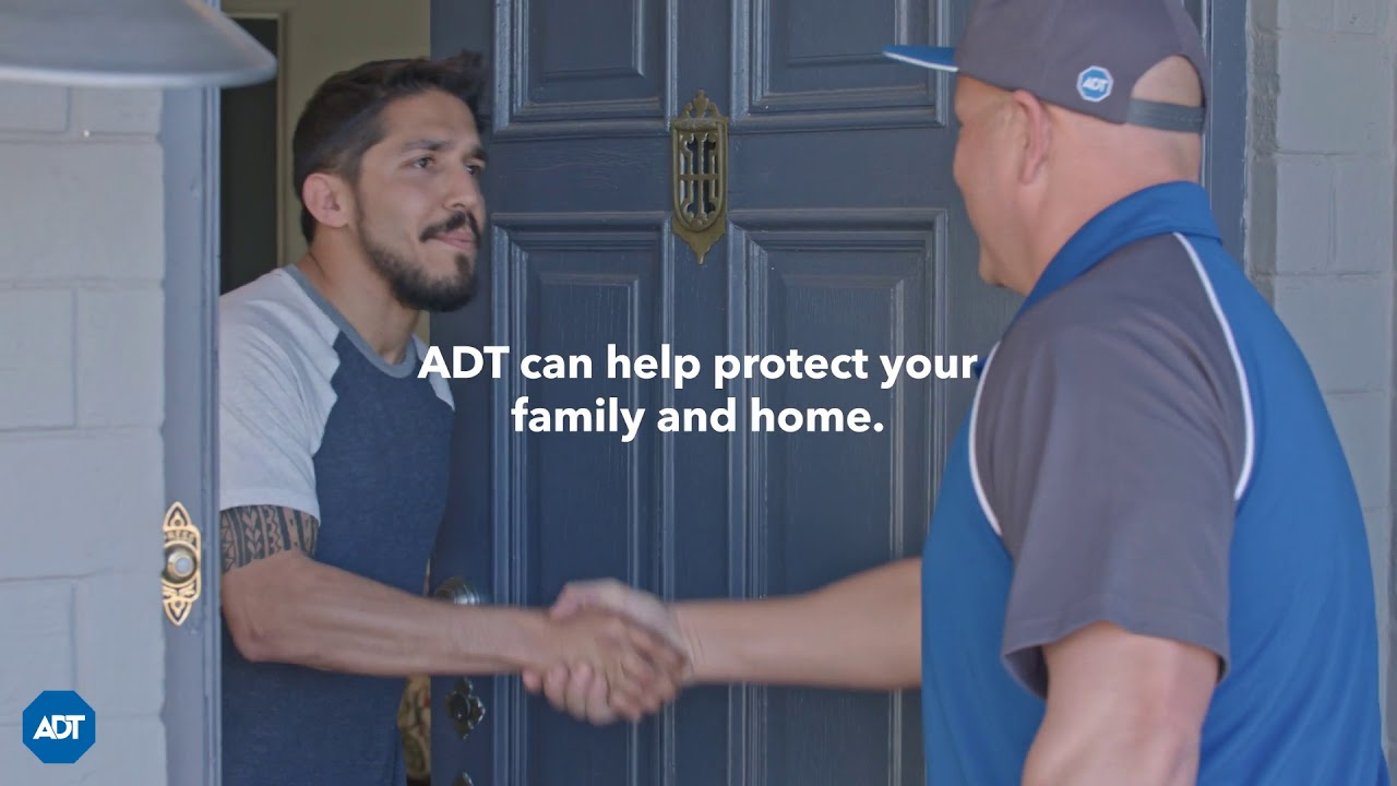 Home Security System - ADT Home Protection
