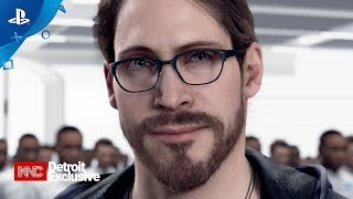 Detroit: Become Human: Shorts – The Interview (Kamski) | PS4