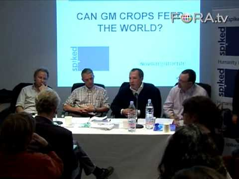 Can GM crops feed the world? - Thomas Deichmann - Exporting Paranoia