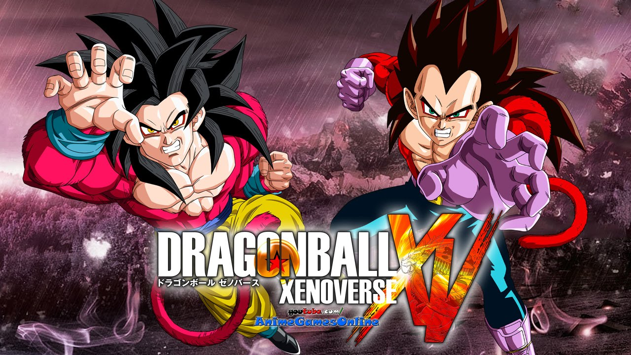 Goku Super Saiyan 4 Vs Vegeta Super Saiyan 4 super saiyan 4 goku vs ...
