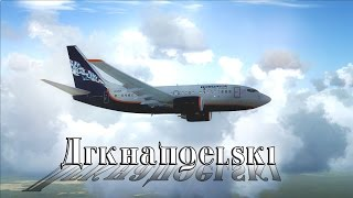 ✈ {FSX} Nordavia 737-600 to Arkhangelsk, Russia