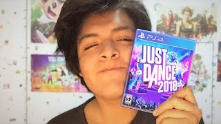 MI PRIMERA VEZ EN JUST DANCE 2018 | Review