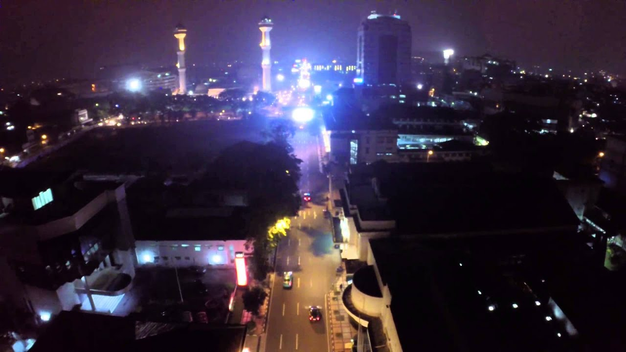Bandung City Light - YouTube