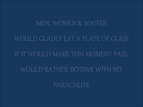 The Awkward Pause- First Date (lyrics)