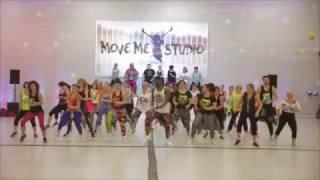 Bank Alert - PSquare *Zumba® fitness Choreo by: Tony Mosquera #bankalertpsquare #psquare