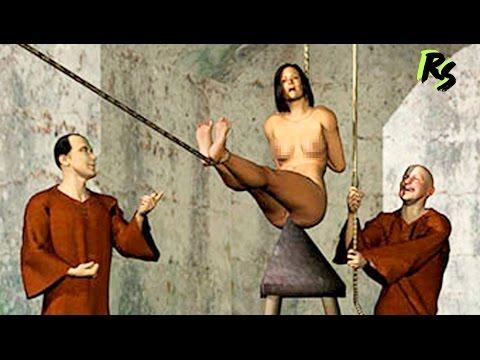 10 Extremos Métodos De Tortura En La Edad Media
