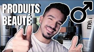TOP 10 PRODUITS BEAUTÉ POUR HOMMES 100% INDISPENSABLES !