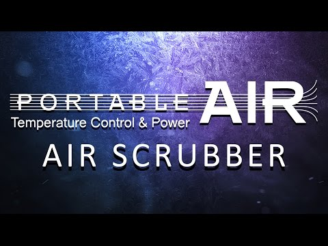 How To Clear The Air With Industrial Air Scrubbers