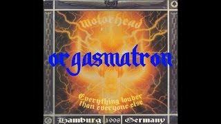 Motörhead - Orgasmatron (Live in Hamburg 1998)