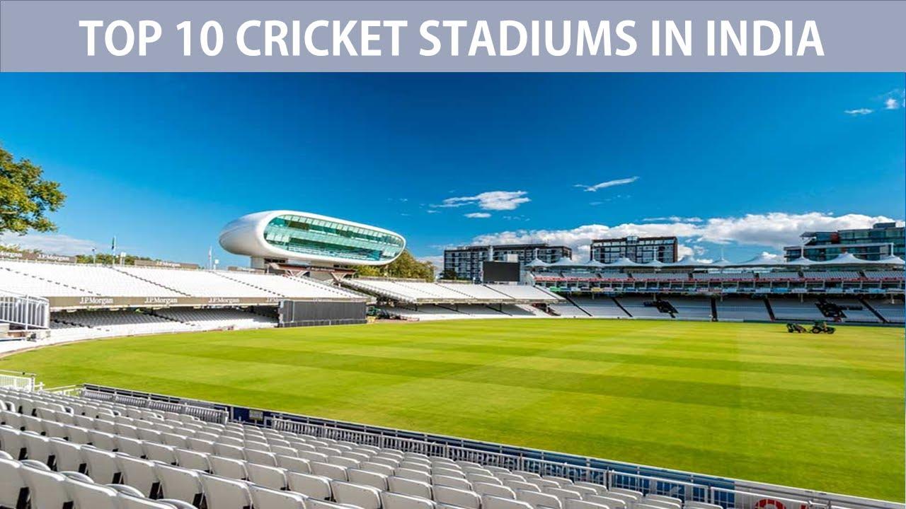 Top 10 Cricket Stadiums in India | Best Cricket Stadiums | Cool Warriors