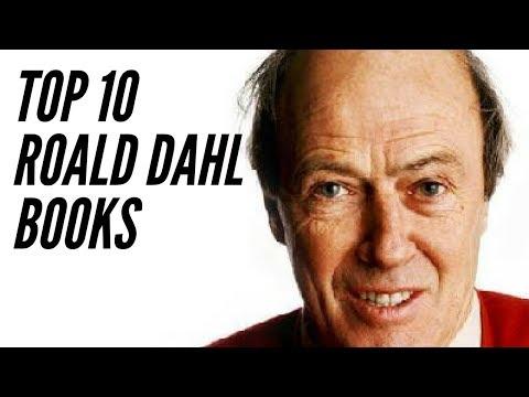 TOP 10 - Roald Dahl Books
