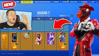 the *NEW* BATTLE PASS EXPERIENCE in Fortnite!