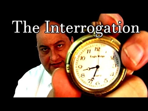 The Interrogation ASMR