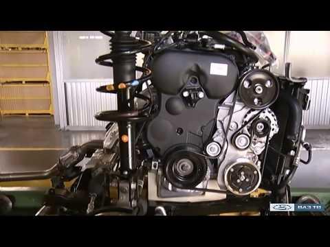Новый двигатель для Ларгуса
