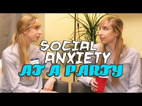 What Social Anxiety Feels Like