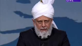Jalsa Salana UK 2013 - Opening Session and Address by Hazrat Mirza Masroor Ahmad