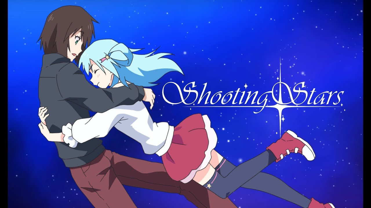 Shooting Stars - Jordan Sweeto (ANIMATED ANIME OFFICIAL MUSIC VIDEO)