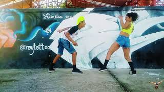 CHAMA ELAS - BONDE DAS MARAVILHAS  Coreografia  JESSICA DANCE feat ALEX PISSIKA