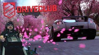 Вот так сюрприз😄 Неожиданно cтабильная Pagani Huayra и адекватный дрифт Sakura в DriveClub