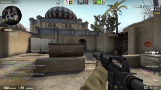 CSGO Livestream/playing competitive thumbnail