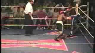 Boxing Monyette, Qawi, Michael, Nick Flowers Boxing