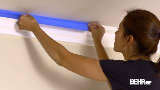 Pintura BEHR: Como Pintar Interiores