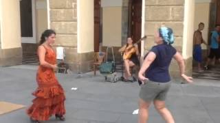 Sevillanas en Cadiz