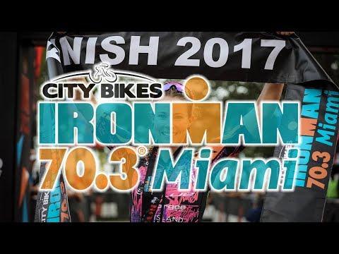Ironman 70.3 Miami Highlights