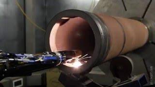 видео Газопламенная наплавка поверхностей | Строительный справочник | материалы - конструкции - технологии