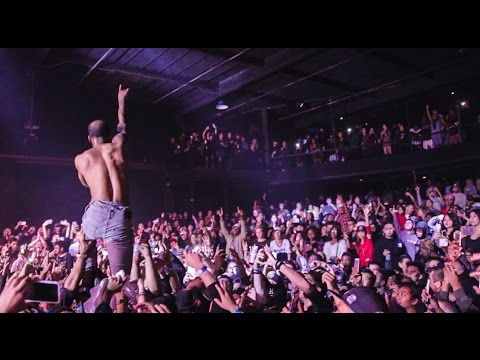 Tory Lanez Live at The Observatory In Santa Ana Ca.