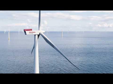 DONG Energy bliver til Ørsted (TV reklame)