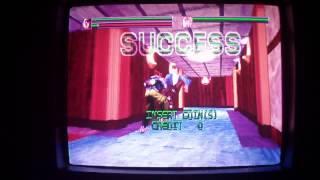 Die Hard Arcade Intro Sega (1996)