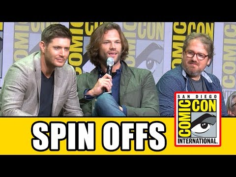 SUPERNATURAL SPIN-OFF Details Revealed At Supernatural Comic Con 2017 Panel