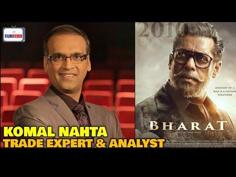 Bharat BOX OFFICE PREDICTION | Komal Nahta TRADE EXPERT REACTION | Salman Khan, Katrina Kaif, Disha
