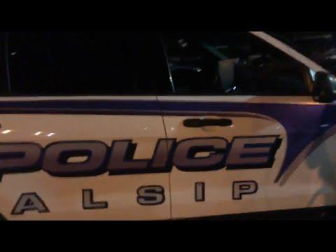 Alsip Illinois police no one's home