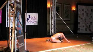 Miss Texas Pole Dance Competition 2011 - Final - Lips of an Angel