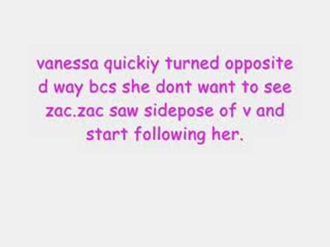 A Love Story - Zashley vs. Zanessa   part 4