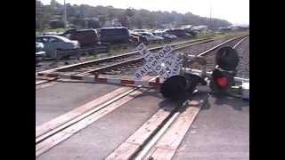 C&O Steam Locomotive 1309 Makes Emergency Stop - Brunswick,MD
