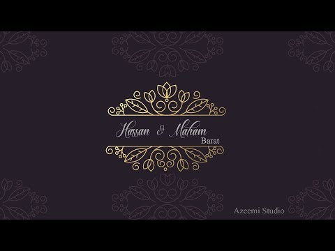 Cover Lagu Hassan & Maham's Barat STAFABAND