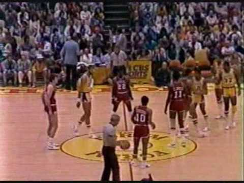 1982 NBA Finals: Sixers at Lakers, Gm 6 part 1/13
