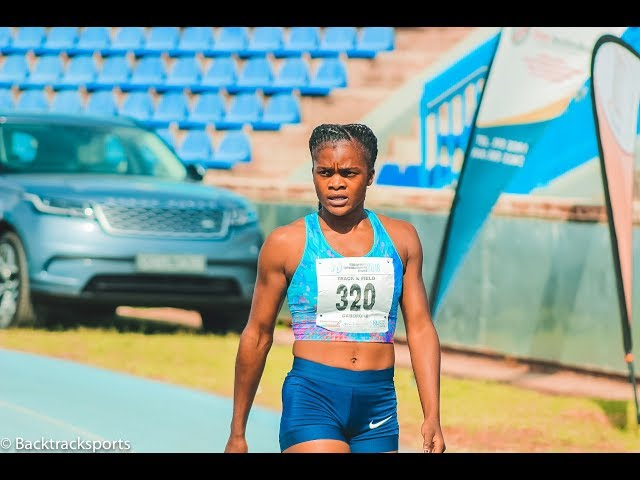 Women 100m Promotional A Race