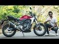 Honda CB300R - Top Hardware But Only 30 BHP   Faisal Khan