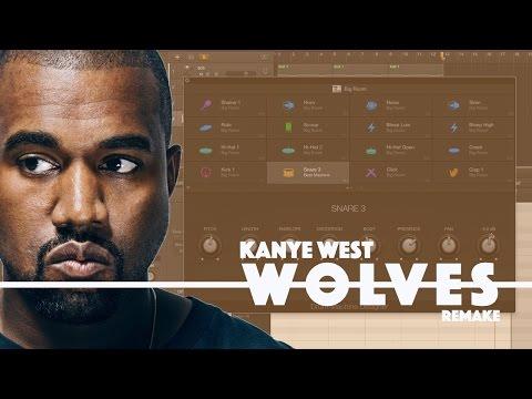 Kanye West - Wolves (Remake)